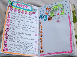 Art journal 13