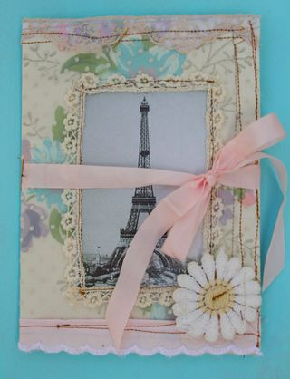 Paris journal kit