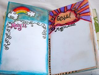 Art journal 14
